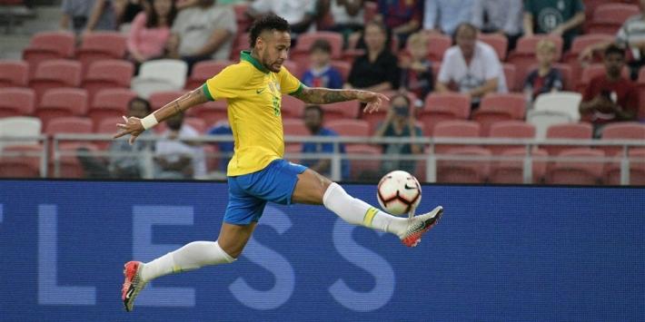 Pechvogel Neymar wordt weer geteisterd door blessureleed