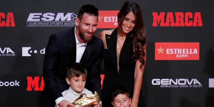 Gouden Schoen-winnaar Messi vindt landstitel belangrijker dan CL