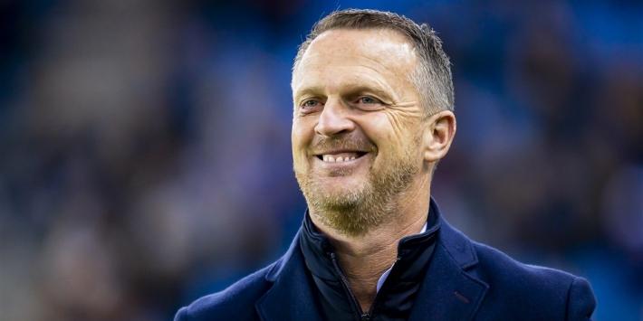 """Van den Brom: """"Mooi dat de wissels voor overwinning zorgen"""""""