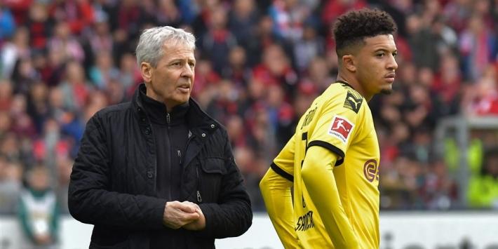 Sancho mist Duitse topper vanwege disciplinaire straf