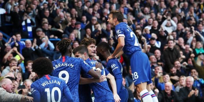 Chelsea wint in aanloop naar Ajax, Spurs blijft maar aanmodderen