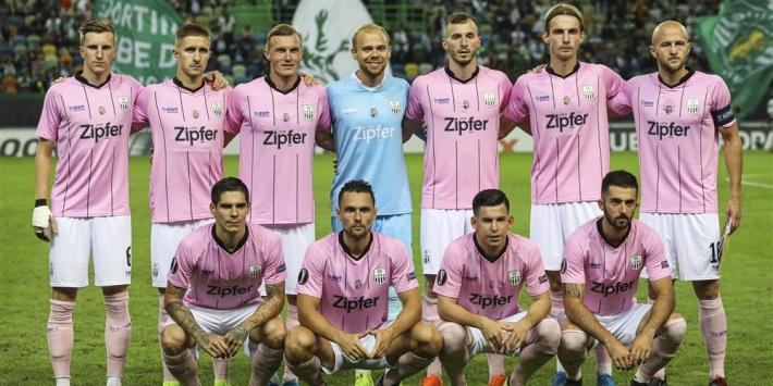 Linz waarschuwt PSV: 7-2 overwinning in generale repetitie