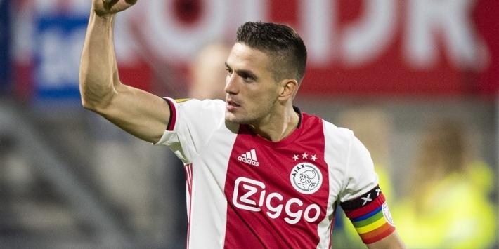 """Tadic kritisch op Ajax bij RKC-uit: """"Zij hadden de controle"""""""