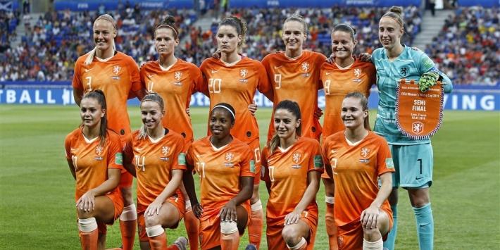 EK-kwalificatiewedstrijden Oranjevrouwen gaan naar oktober