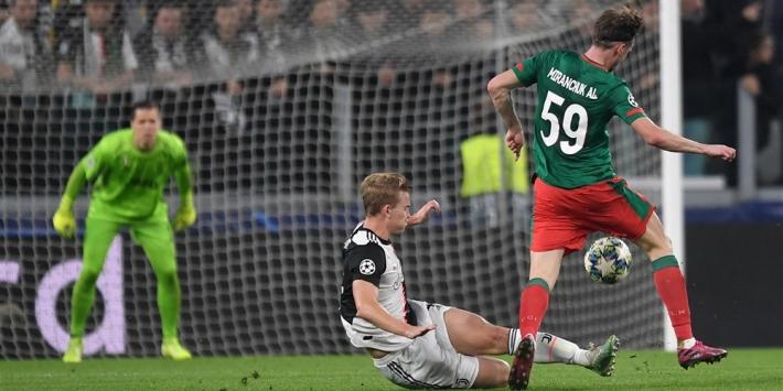 "Bonucci en Nedved loven De Ligt: ""Kampioen als Ronaldo"""