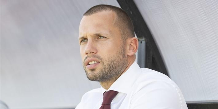 """Heitinga trots op Ajax O19: """"Ongelooflijk belangrijke wedstrijden"""""""
