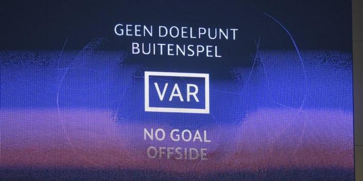 Olympique Marseille komt met verbetervoorstellen VAR