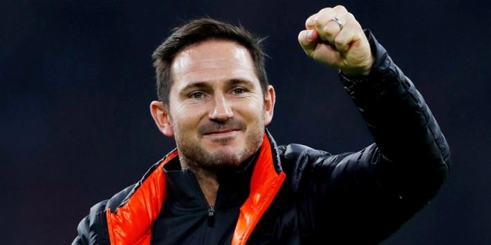 """Lampard: """"Uitschakeling Ajax geeft aan hoe sterk deze poule was"""""""