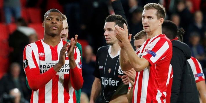 PSV en Schwaab na dit seizoen uit elkaar: géén nieuw contract