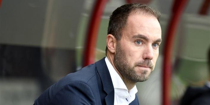 Nieuw contract lonkt voor Ultee als trainer Fortuna