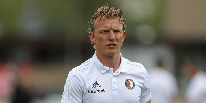 Baan wil Kuyt nog niet bij Feyenoord, Fraser ideale kandidaat