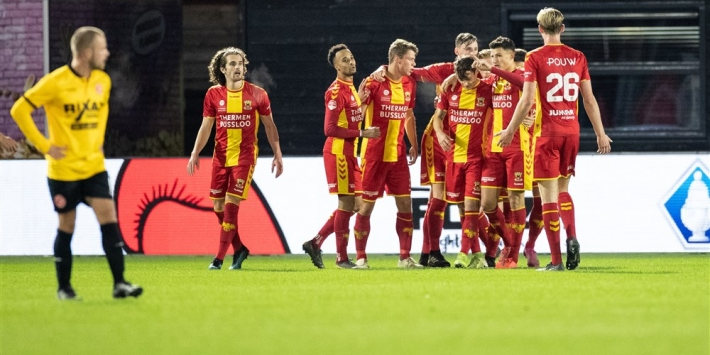 GVVV verslaat Helmond Sport, Eagles langs Almere City