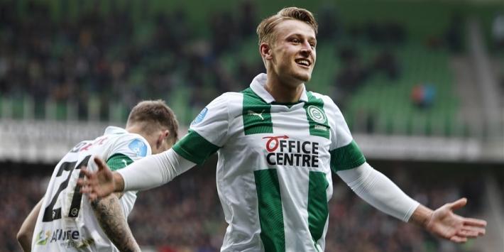 """Trefzekere Sierhuis: """"Ik wil zoveel mogelijk scoren"""""""