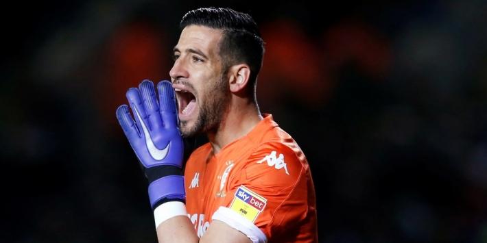 Engelse bond klaagt Leeds-doelman Casilla aan voor racisme