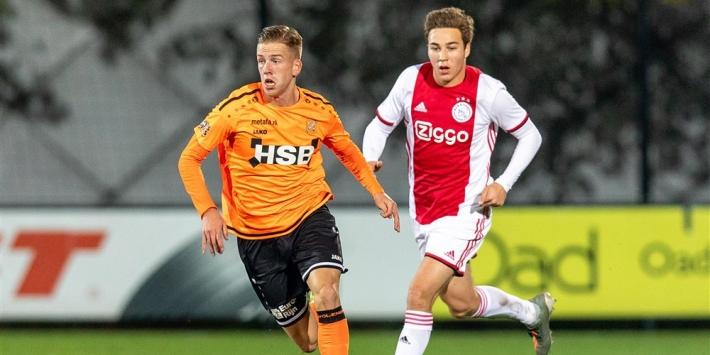 """Ajax stalt Eiting bij Huddersfield Town: """"Geen vaarwel"""""""