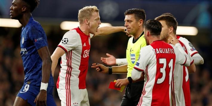 Wat schrijven de Engelse media over de 4-4 van Ajax in Londen?