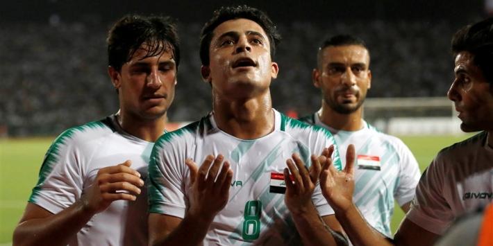 Irak moet kwalificatiewedstrijden weer op neutraal terrein spelen