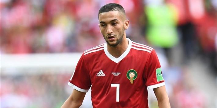 Marokko stelt teleur in kwalificatiereeks Afrika Cup