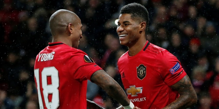 United wint en helpt AZ bijna zeker richting knock-outfase