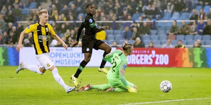 FC Groningen wilde door met Asoro, maar licht optie toch niet