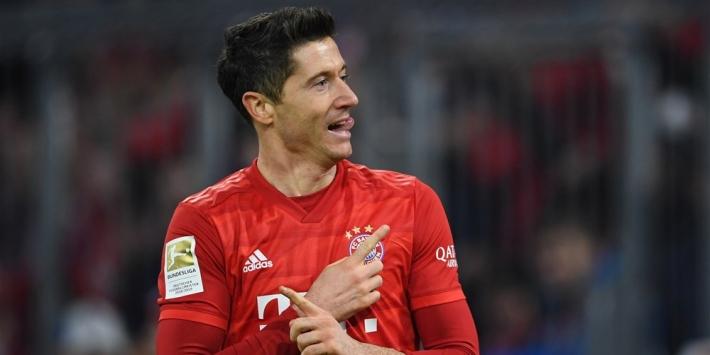 Bayern maakt drie goals in eerste twaalf minuten en wint