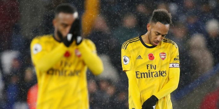 Roep om vertrek Emery klinkt luider na nieuwe domper Arsenal