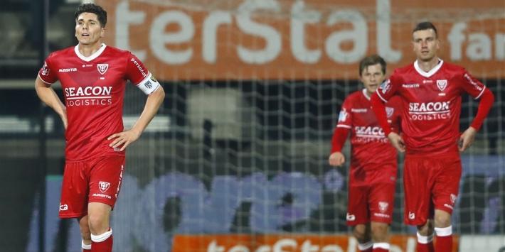 """Post keihard voor VVV-Venlo: """"We zijn gewoon een slap zooitje"""""""