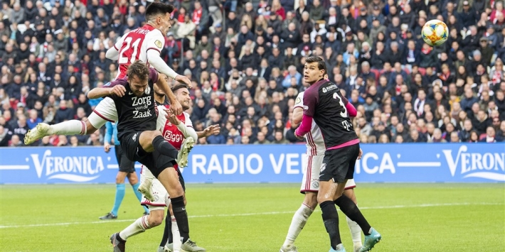 Swingend Ajax heeft geen kind aan machteloos FC Utrecht