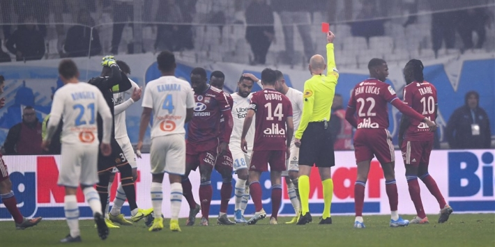 Memphis-loos Lyon onderuit tegen Strootman's Marseille