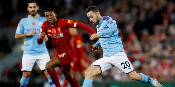 Wijnaldum loopt nog geen polonaise na overwinning op Man City