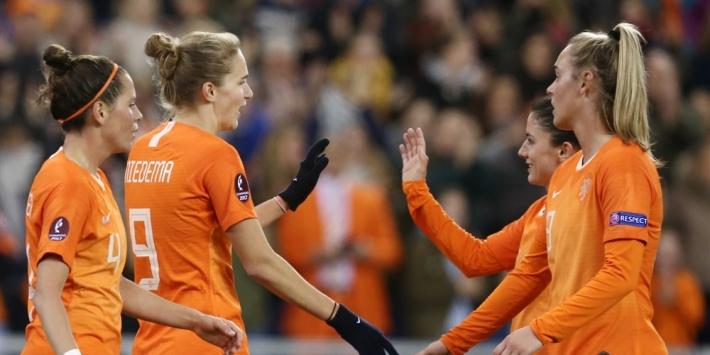 Eerste thuisduel van Leeuwinnen in 2020 gespeeld in Groningen