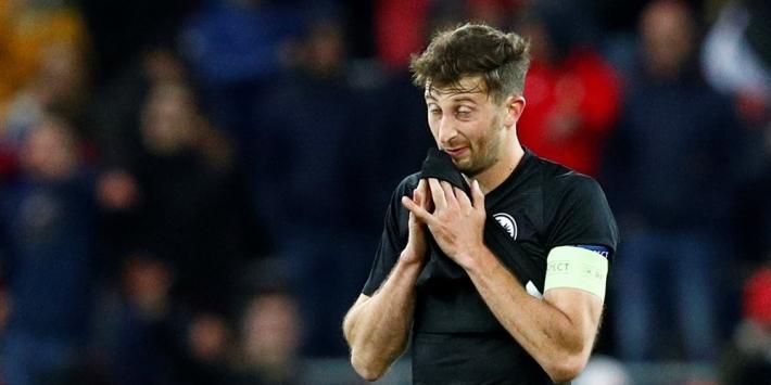 Eintracht-captain Abraham blijft zeven duels geschorst