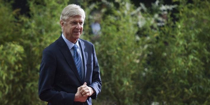 Wenger bij FIFA aan de slag als directeur voetbalontwikkeling