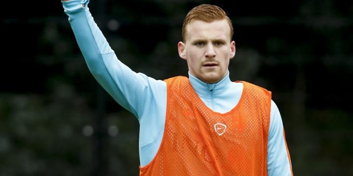 """De Wit maakt er drie voor Jong Oranje: """"0-6 een prima resultaat"""""""