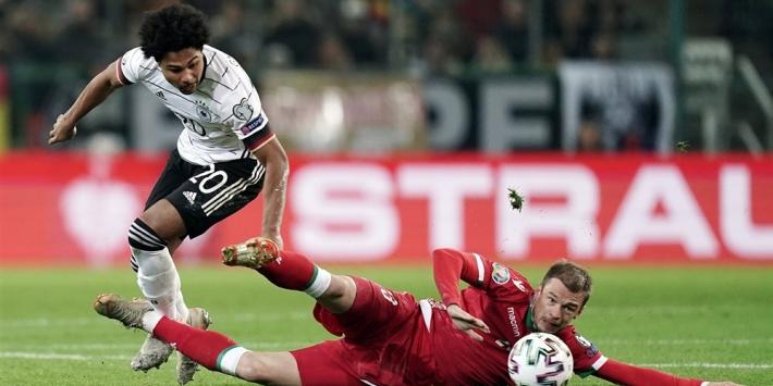 Duitsland komt laat op stoom, maar grijpt leiding in poule