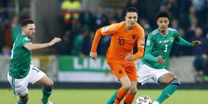 """Berghuis blij met kans in Oranje: """"Ik ben niet ontevreden"""""""