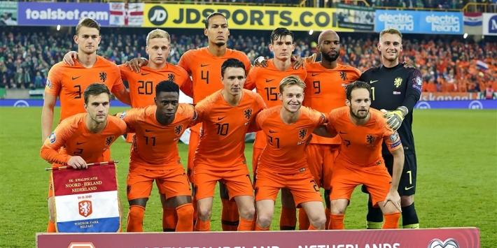 Gisteren gemist: Oranje naar EK, ook Duitsland en Kroatië zijn erbij