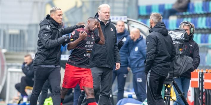 Verdachten in racismezaak FC Den Bosch niet vervolgd