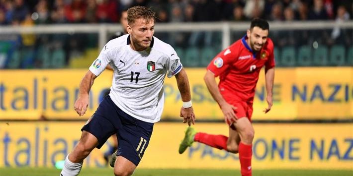 Groep J: Italië haalt enorm uit, Van 't Schip wint wéér