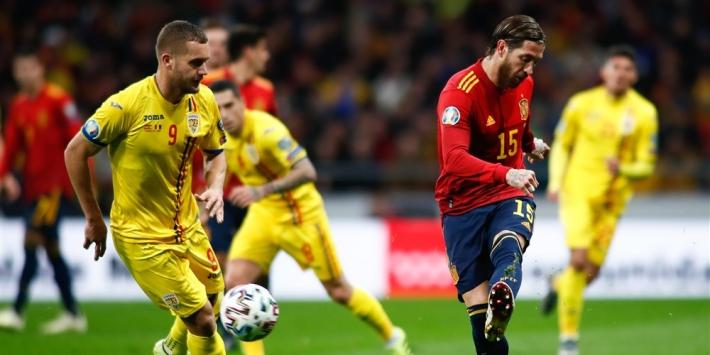 Groep F: Spanje wint simpel, Noorwegen langs Malta