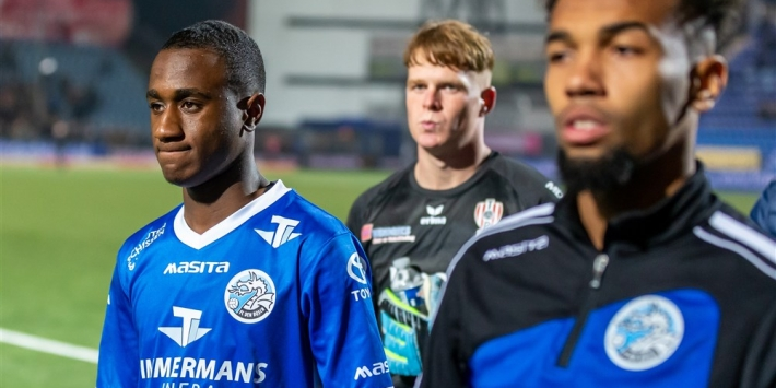 "FC Den Bosch-trio lucht hart: ""Dit beschadigt ook ons"""