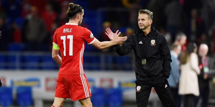 EK laatste kunstje van Stuivenberg bij Wales: focus op Arsenal