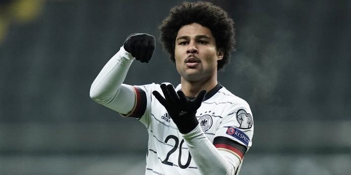 Duitsland wint Oranje-poule ondanks vroege achterstand