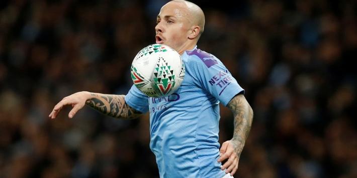 Leipzig huurt voormalig PSV- en NAC-back Angelino van City