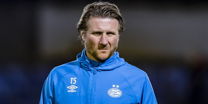 """Cocu's assistent Scheepers: """"Derby County heeft visie zoals PSV"""""""