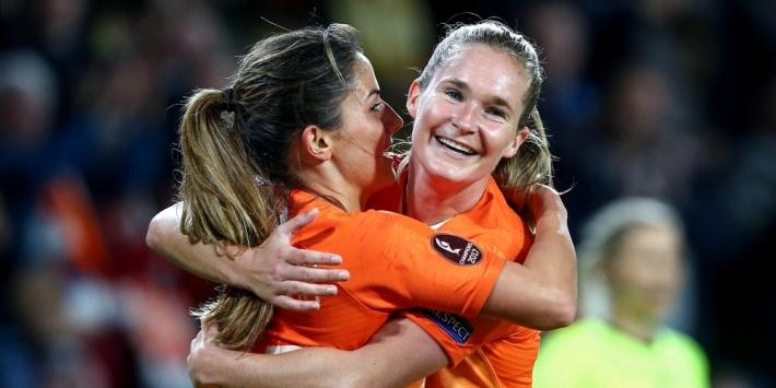 Oranjevrouwen verdedigen hun Europese titel in zomer van 2022