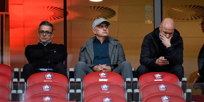 Lille-coach boos op Mourinho om meenemen assistenten