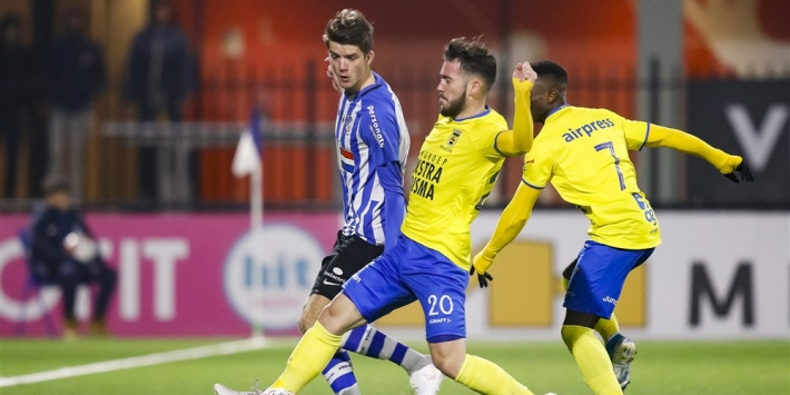 Cambuur en De Graafschap winnen, NAC Breda wederom onderuit