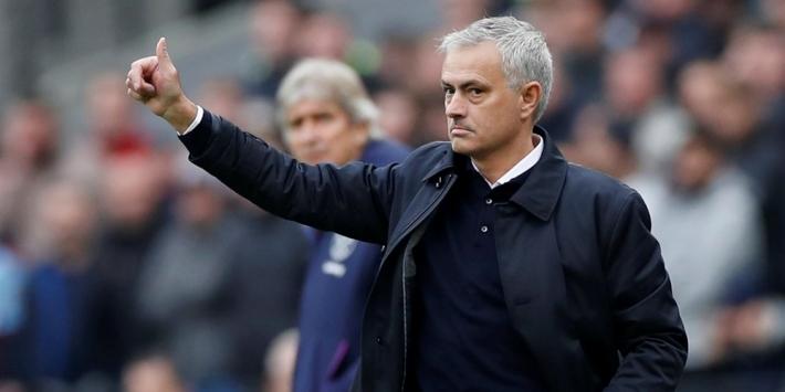 """Mourinho over fitheid Bale: """"Dat moet je maar in Madrid vragen"""""""