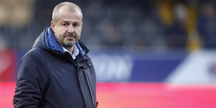 Trainer Driessen wilde kansenmissende VVV'ers 'neerschieten'